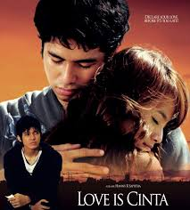 poster film romantis indonesia film romantis indonesia terbaik love is cinta 2007 film musik