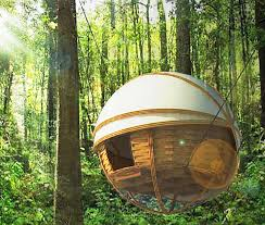 Treehouse Community by Tree House Inhabitat Green Design Innovation Architecture