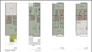 townhome renderings u0026 floorplan cameron harbor