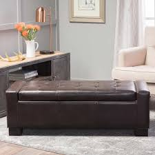 noble house ottomans u0026 benches costco