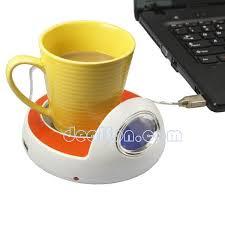 Desk Mug Usb Hub 4 Port Coffee Cup Warmer Heater Calendar Desk Mug Heater