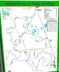 chuck u0027s adventures biking florida u0027s munson hills mountain bike loops