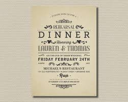 wedding rehearsal dinner invitations templates free dinner certificate template free tolg jcmanagement co