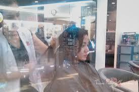 Catok Rambut Johnny Andrean hair coloring at johnny andrean school the