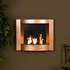 wall mount gel fuel fireplace popular home design unique and wall
