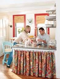 Fabric For Kitchen Curtains Repaginei Minha Cadeira Com Chita Stairs Do And Fabrics