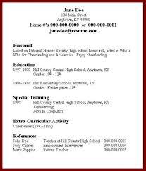 Help Make Resume How To Make A Student Resume Job Resume Examples Job Resume