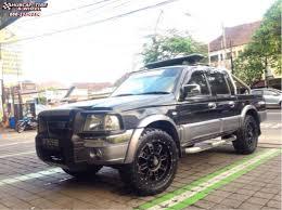 Ford Ranger Truck Rims - ford ranger wildtrak xd series xd809 riot wheels matte black