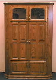 Stereo Cabinets With Glass Doors Amazing Tall Corner Tv Cabinet With Doors 87 With Additional
