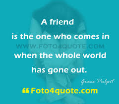 photos tagged with friendship quote
