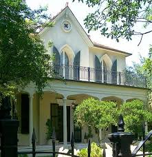 Gothic Revival Homes by Gothic Revival House Garden District New Orleans Art And