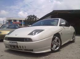 car for sale fiat coupe 2 0 m 2000