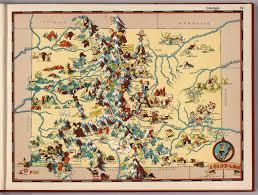 Map Colorado by Colorado David Rumsey Historical Map Collection