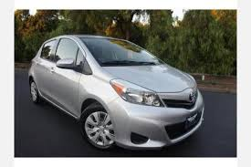 used toyota 2014 used 2014 toyota yaris for sale pricing features edmunds