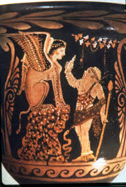 Different Types Of Greek Vases 206 Classical Greek Theatre Classical Drama And Theatre