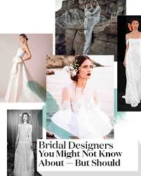 wedding gown designers bridal designers you might not about but should martha