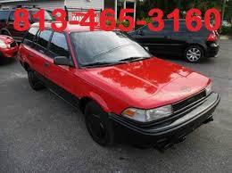 toyota corolla hatchback 1991 1991 toyota corolla for sale carsforsale com