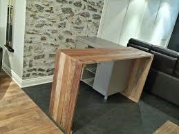 table comptoir cuisine table comptoir cuisine fabriquer meuble haut newsindo co