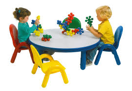 breathtaking round table and chairs for kids 45 for your cute desk
