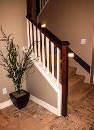 Staircase Banisters Mission Style Staircase U0026 Railings Artistic Stairs