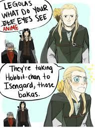 The Hobbit Kink Meme - 25 best memes about ecchi boobs ecchi boobs memes