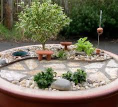 Mini Rock Garden More About Indoor Miniature Gardening Gallery Gardens Also