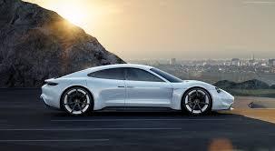 porsche electric wallpaper porsche mission e electric cars supercar 800v white