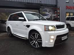 land rover 2010 2010 land rover range rover sport 2 7 td v6 hse 2010 wide arch