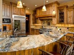 Kitchen Cabinet Install Granite Countertop Best Wood For Painted Kitchen Cabinets