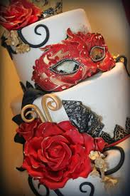 Sweet 16 Halloween Party Ideas by Best 25 Masquerade Cakes Ideas Only On Pinterest Masquerade