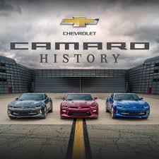 history of the chevrolet camaro infographic chevrolet camaro history the wheel