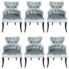 nailhead trim dining chairs dining chairs dining chairs and bar stools contemporary round