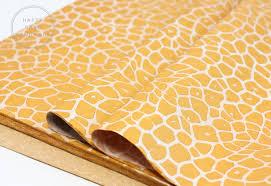 leopard print tissue paper giraffe tissue paper 10 sheets 20 by 30 inch giraffe gift wrap