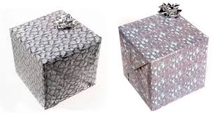 minecraft wrapping paper geeky gifts minecraft wrapping paper is a gift that requires no