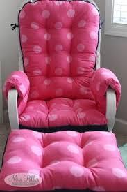 glider and ottoman cushions custom chair cushions glider cushions rocking chair cushions