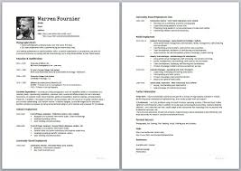 Resume Online Template Make An Online Resume Resume For Your Job Application