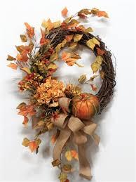 pumpkin fall wreath thanksgiving wreath wreaths