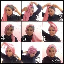 tutorial hijab pesta 2 kerudung cara memakai hijab segi empat untuk acara pesta remaja update