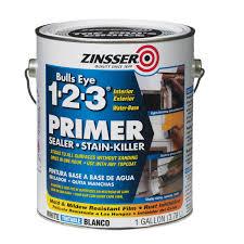 zinsser bulls eye 1 2 3 primer sealer stain killer exterior