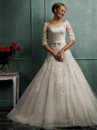 a line lace wedding dresses naf dresses