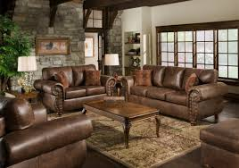 Brown Themed Living Room by Sofa Wonderful Decorating Living Room Chocolate Brown Furniture
