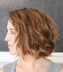 vies of side and back of wavy bob hairstyles beachy waves for short hair short hairstyles 2016 2017 most