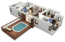Small 2 Bedroom House Plans And Designs Simple Two Bedroom House Design Beautiful Storey House Photos