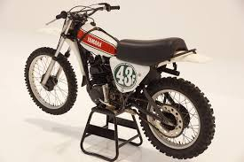 sold yamaha yz250b 250cc motorcycle auctions lot 32 shannons