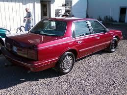 oldsmobile ciera information and photos momentcar