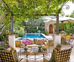 Ideas To Create Privacy In Backyard 10 Ways To Create A Backyard Getaway