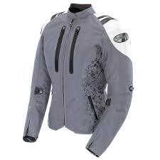 womens motorcycle clothing joe rocket u0027atomic 4 0 u0027 womens silver white textile motorcycle