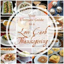 best low carb thanksgiving recipes all day i about food