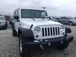fiat jeep wrangler 2018 jeep wrangler jk unlimited sport s in north huntingdon pa