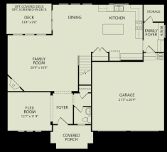madelynn 142 drees homes interactive floor plans custom homes